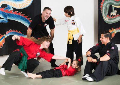Kinder Kung Fu