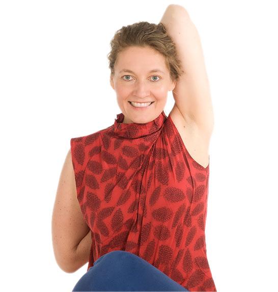 Nicole – Lehrerin für Yoga, Taiji und Qi Gong