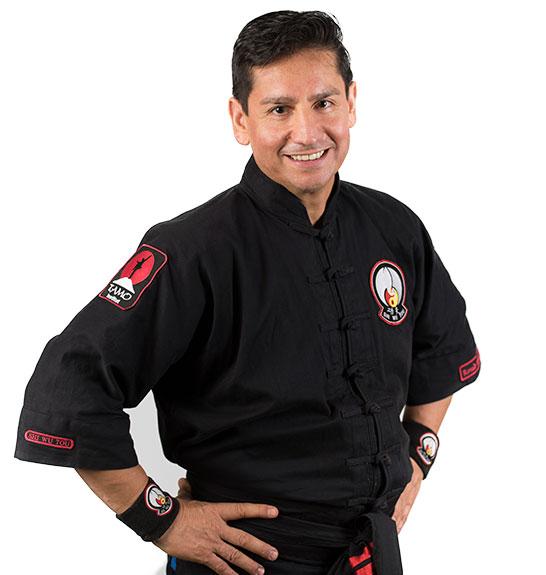 Ronald – Lehrer für Kung Fu und Shi Wu Tou Fitness